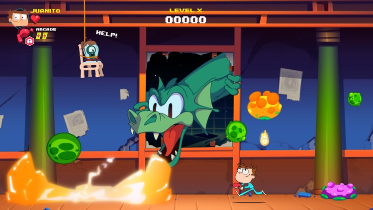 Arcade Mayhem Juanito screenshot-4