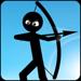 火柴人英雄:弓箭手大作战之火柴人弓箭射击游戏