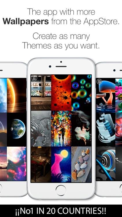 Wallpapers Backgrounds HD PRO screenshot-0
