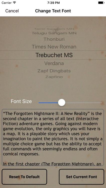 The Forgotten Nightmare Part 2 screenshot-4