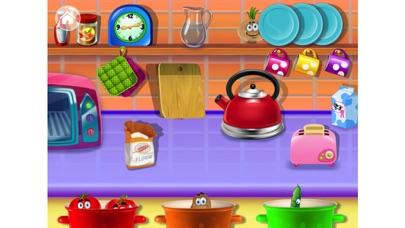 Crazy Food Maker Learning Game screenshot four