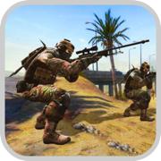 Army Sniper Pro: Gun War Actio