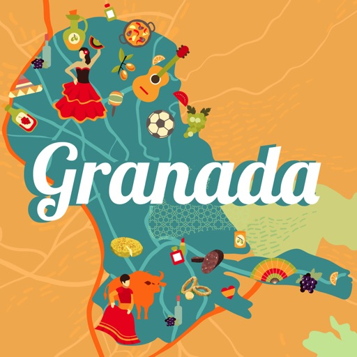 Granada Travel Guide Offline