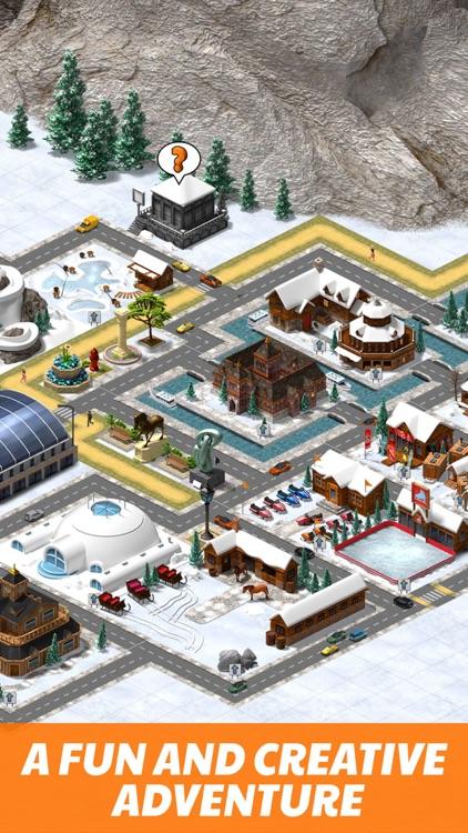 Tropic Paradise Town Build Sim screenshot-3