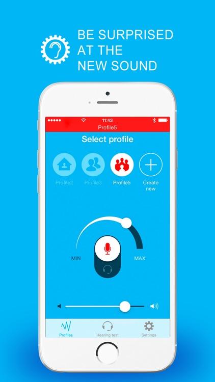 Petralex Hearing aid screenshot-3