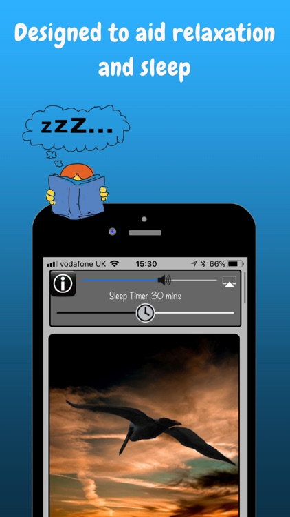 Restful Sounds:Help to Sleep screenshot-4