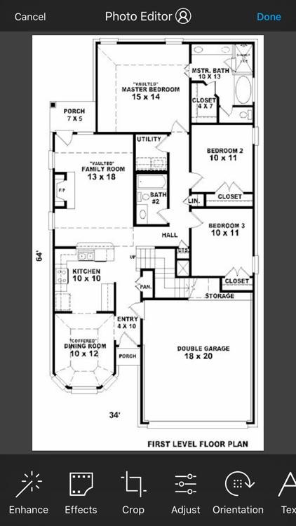 SingleFamily - House Plans screenshot-4