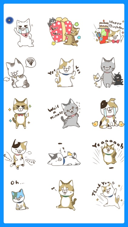 170+ Cat Emojis for Texting screenshot-4