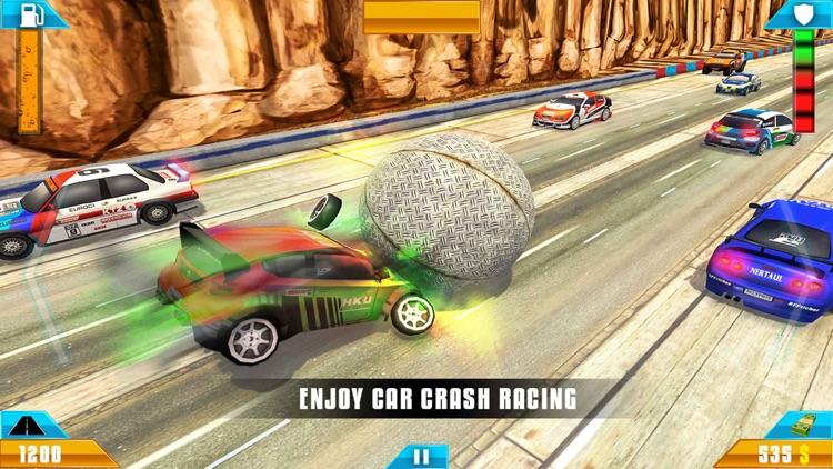 Car Game Crash Survival Race