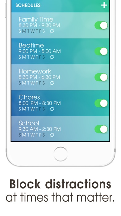OurPact – Parental Control app image