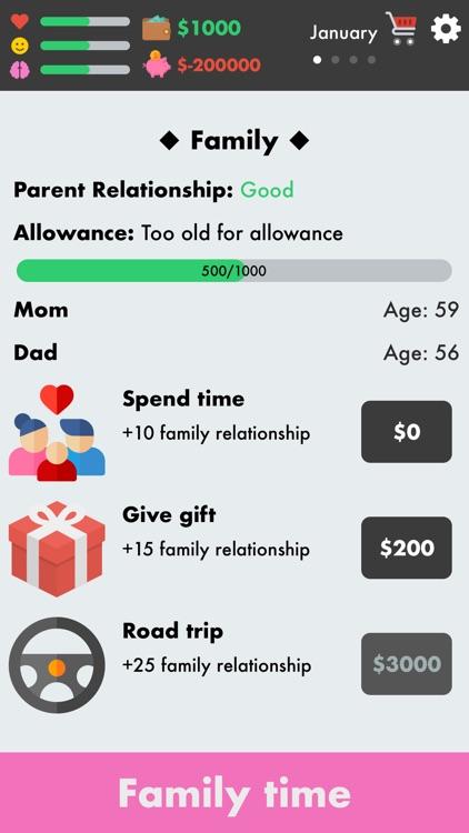 The Life Simulator screenshot-8