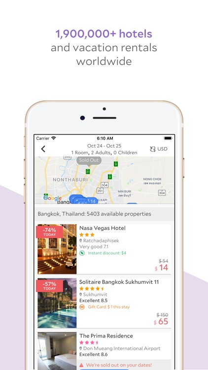 Agoda – Great Prices on Hotels