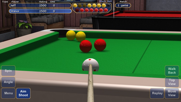 Virtual Pool 4 for iPhone