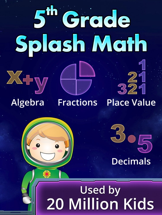 Fifth Grade Splash Math Games