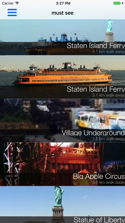 Staten Island Public Transport Guide screenshot-1