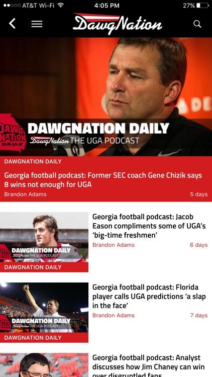 DawgNation - Georgia Bulldogs