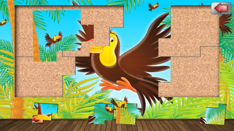 Animal Puzzle »For Toddlers« screenshot-2