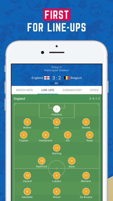 LiveScore: World Football 2018 by LiveScore Ltd  (iOS, United