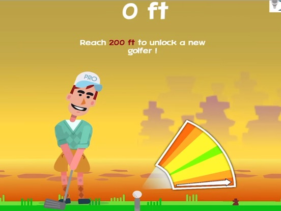 Golf Orbit hacked version