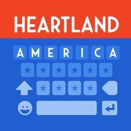 Heartland America Keyboard