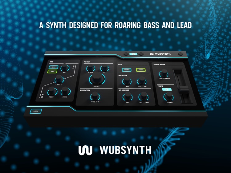 WubSynth screenshot-0