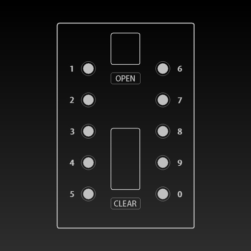 Key Retrieve iOS App