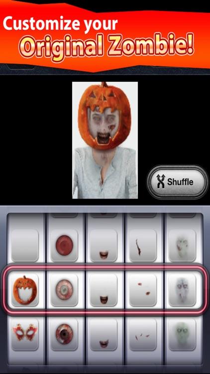 ZombieBooth: 3D Zombifier screenshot-3