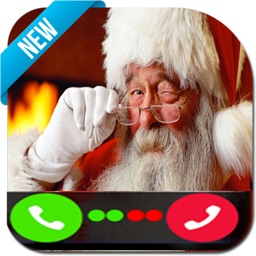 Santa Claus Talking Calls you