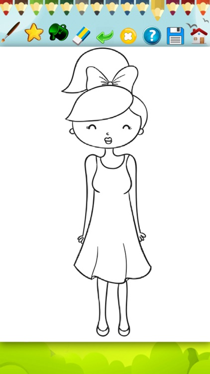 Girl Dress up & Dishwashing screenshot-7