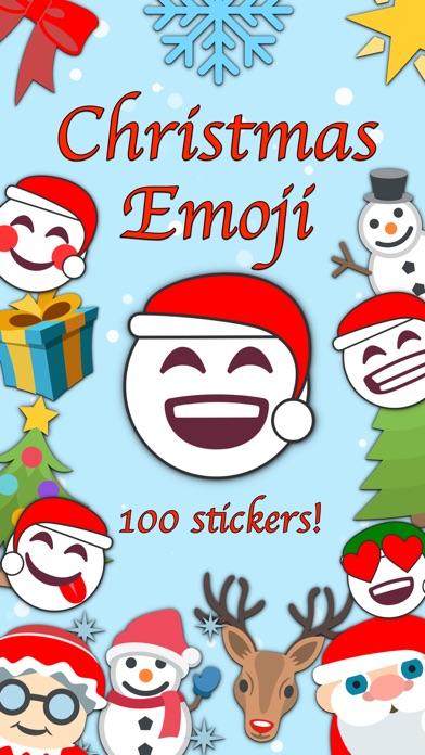 クリスマス絵文字 • Stickersのスクリーンショット1