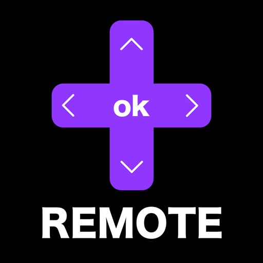 Remote for Roku TV