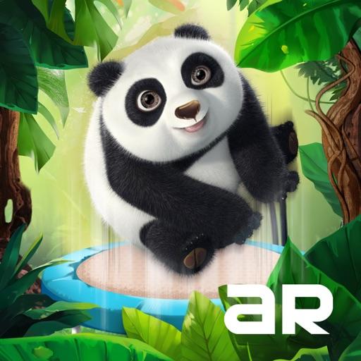 AR Land Zoo - Build & Feed