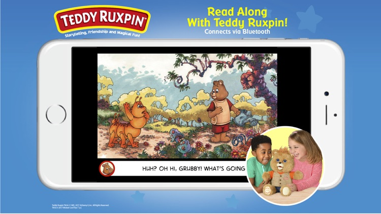 Teddy Ruxpin screenshot-0