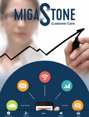 Migastone Customer Care - náhled