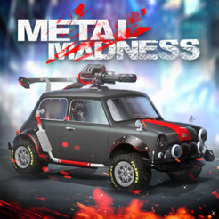 ‎Metal Madness: PvP Shooter
