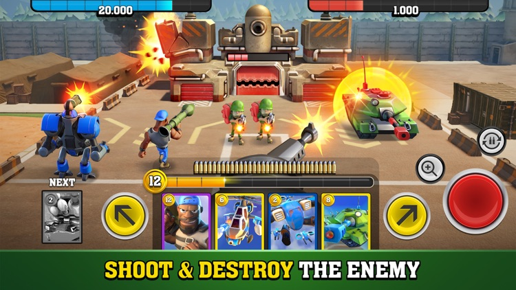 Mighty Battles screenshot-3