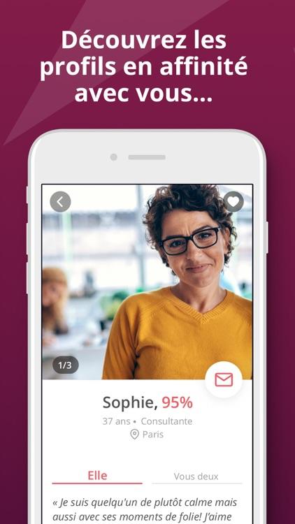 Affiny - App de rencontre