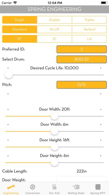 IDC Spring Calculator by Zen Software, LLC