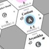 Taptix Ltd - Sector - SciFi RPG map tool artwork