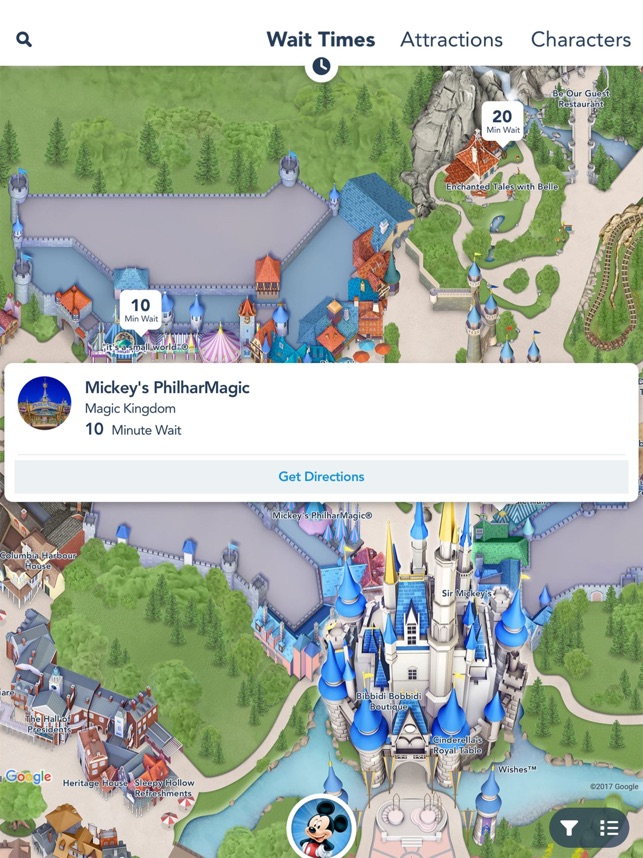 My disney experience on the app store my disney experience on the app store gumiabroncs Gallery