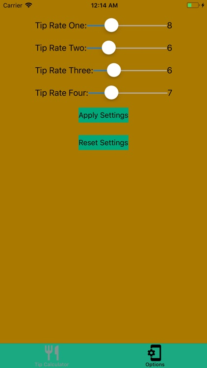 Tip Calculator X screenshot-4