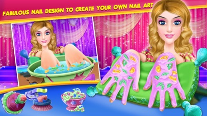 Nail Art Salon - Nail Care screenshot 4