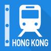 香港鐵路線圖 - 九龍、新界、港島