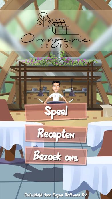 Orangerie de Pol - the game screenshot 1