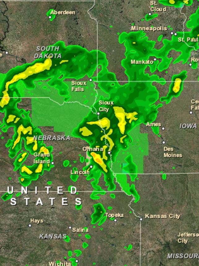Tornado Tracker Weather Radar on the