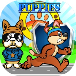 Patrol in the City of Puppies