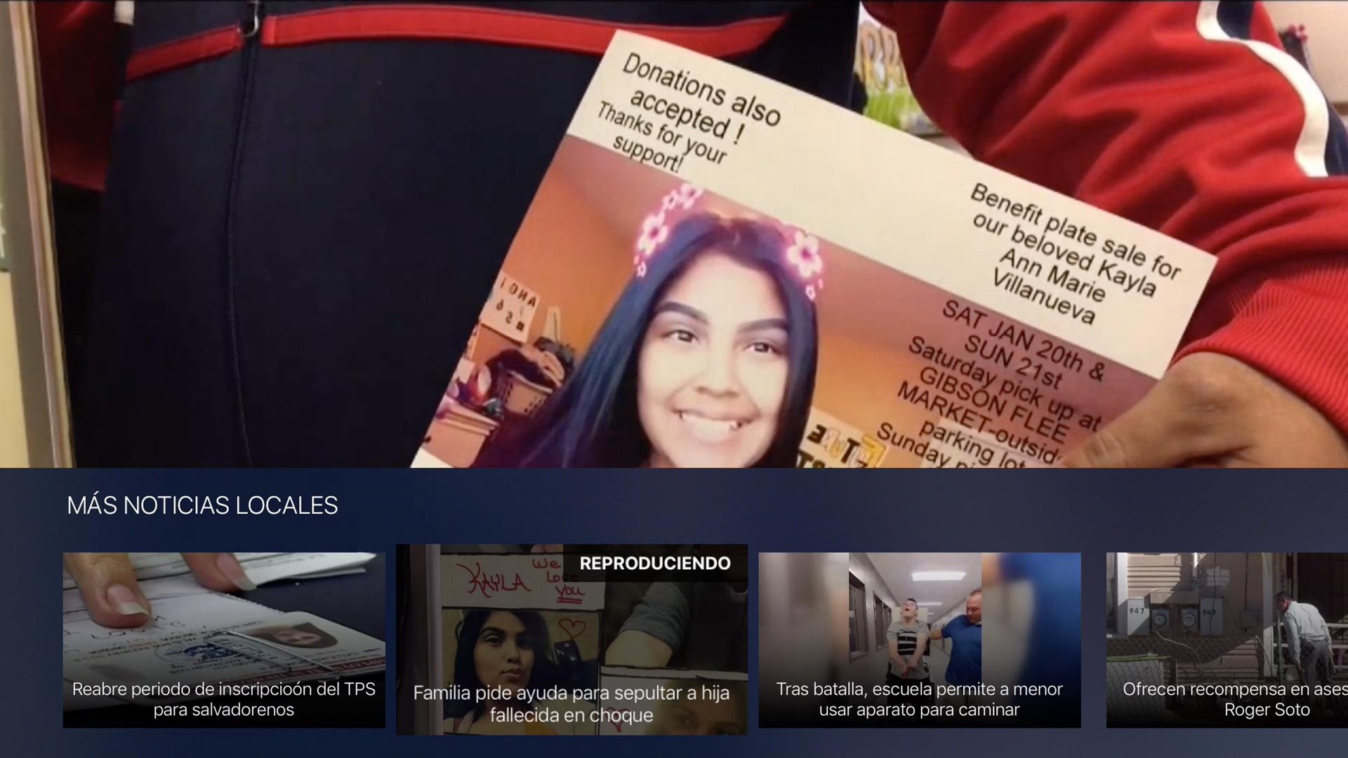 Telemundo 60 San Antonio screenshot 16
