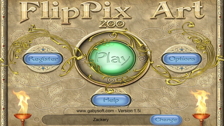 FlipPix Art - Zoo screenshot-1