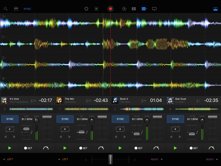 djay Pro screenshot-3