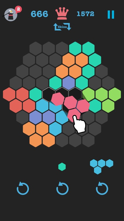 Fill The Blocks - Puzzle Game screenshot-1